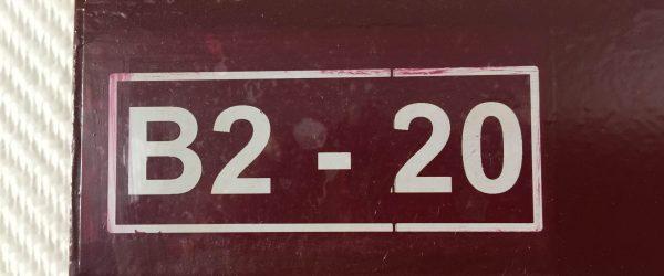 Le département Info et la B2-20 : une longue histoire!